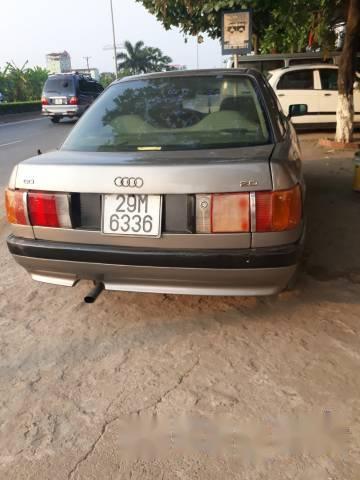 Bán xe Audi 80 đời 1988, số tự động
