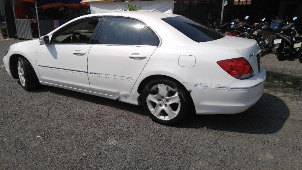 Bán xe Acura RL 2005, màu trắng, nhập khẩu