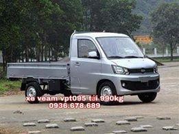 Bán xe tải nhẹ Veam VPT095 thùng dài 2m6, tải trọng 990kg, điều hòa, trợ lực lái, giá rẻ