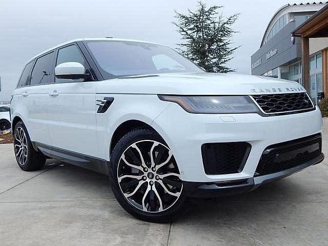 Range Rover HSE Supercharged sản xuất 2018  màu trắng, nhập khẩu Mỹ