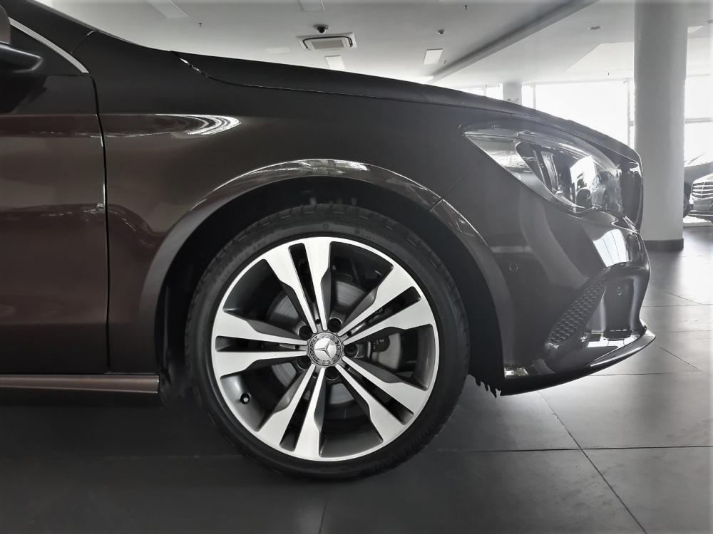 Xe Mercedes CLA200 2017, chính hãng cũ, giá rẻ nhất