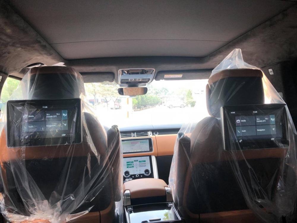 Range Rover Autobiography LWB 5.0 sản xuất 2018 đủ màu, giá cạnh tranh