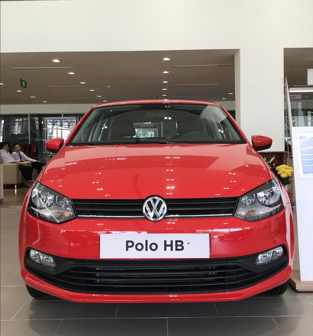 Volkswagen Polo Hatchback sx 2018, xe Đức nhập khẩu, giá thương lượng