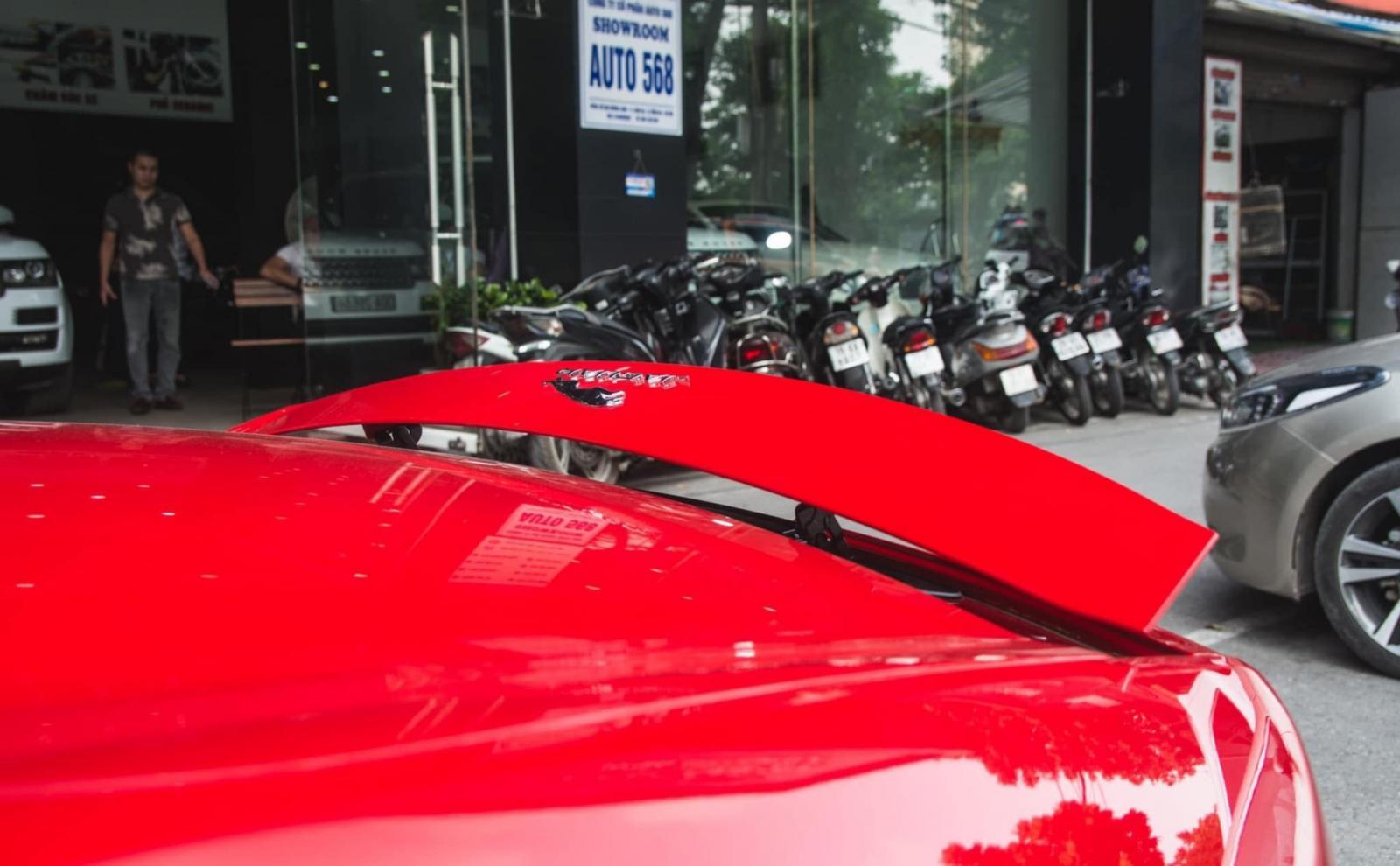 Cần bán xe Jaguar F-Type đời 2018, màu đỏ, nhập khẩu