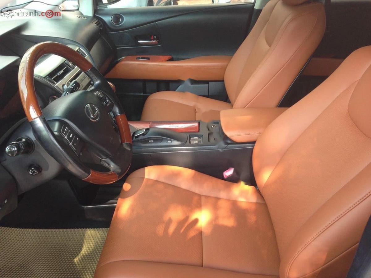 Cần bán Lexus RX 350 AWD đời 2010, màu đen, nhập khẩu nguyên chiếc chính chủ