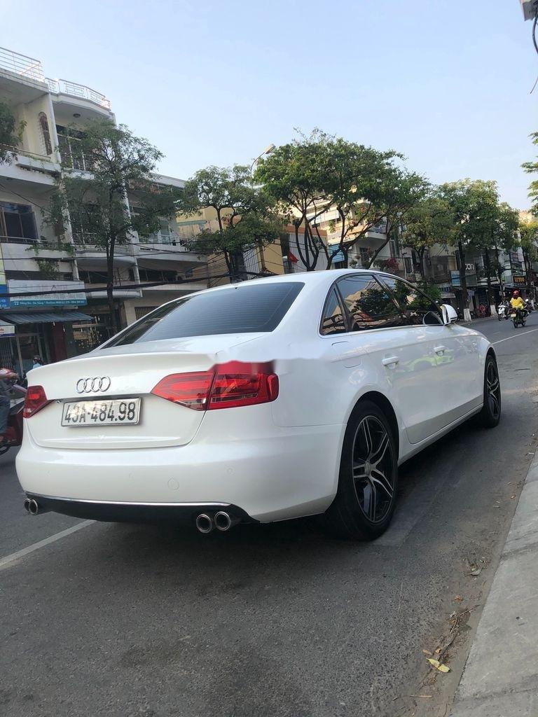 Bán ô tô Audi A4 năm sản xuất 2008, nhập khẩu, giá chỉ 650 triệu