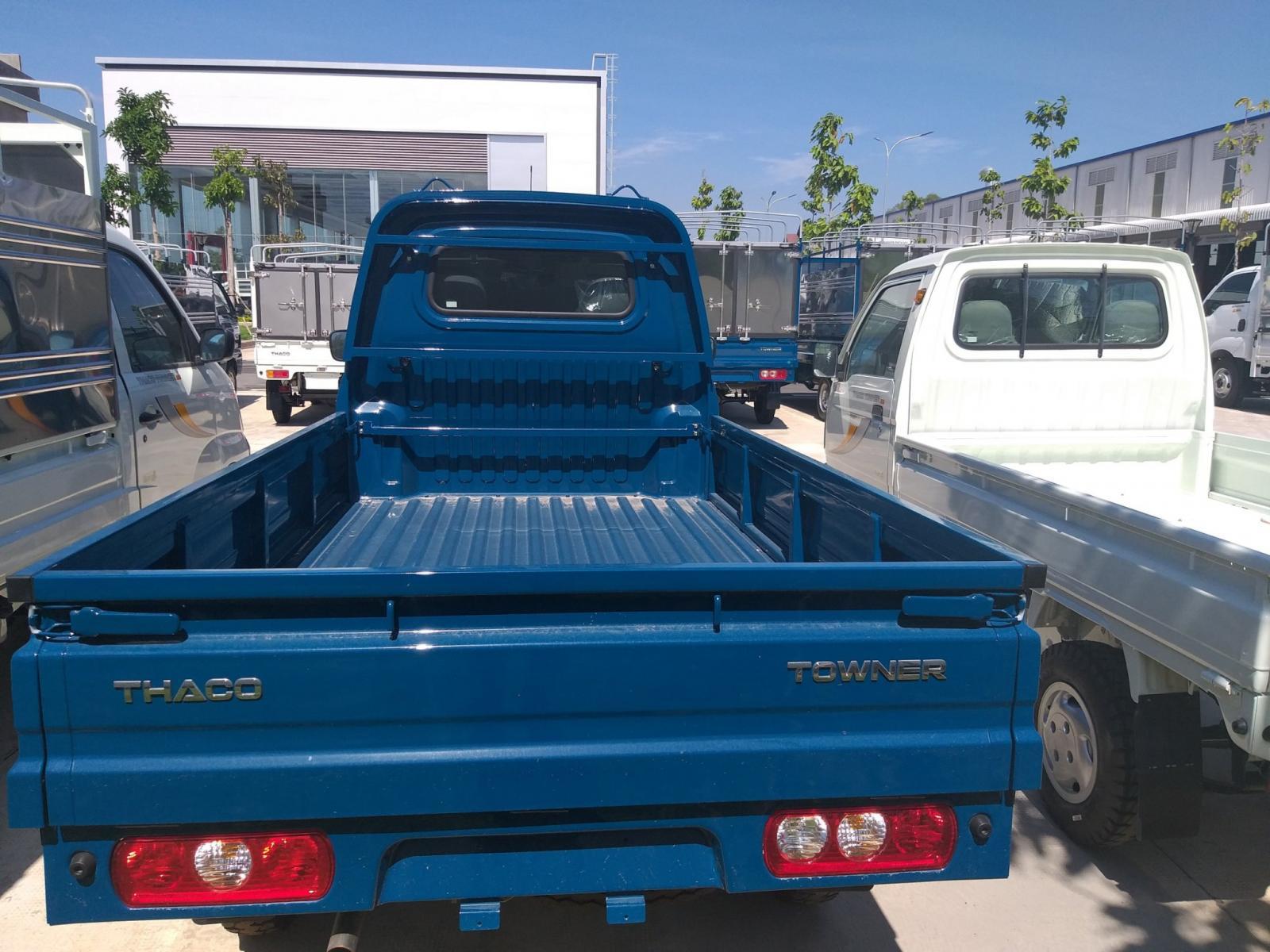 Xe tải 500kg, 700kg, 900kg Towner, hỗ trợ trả góp 70%