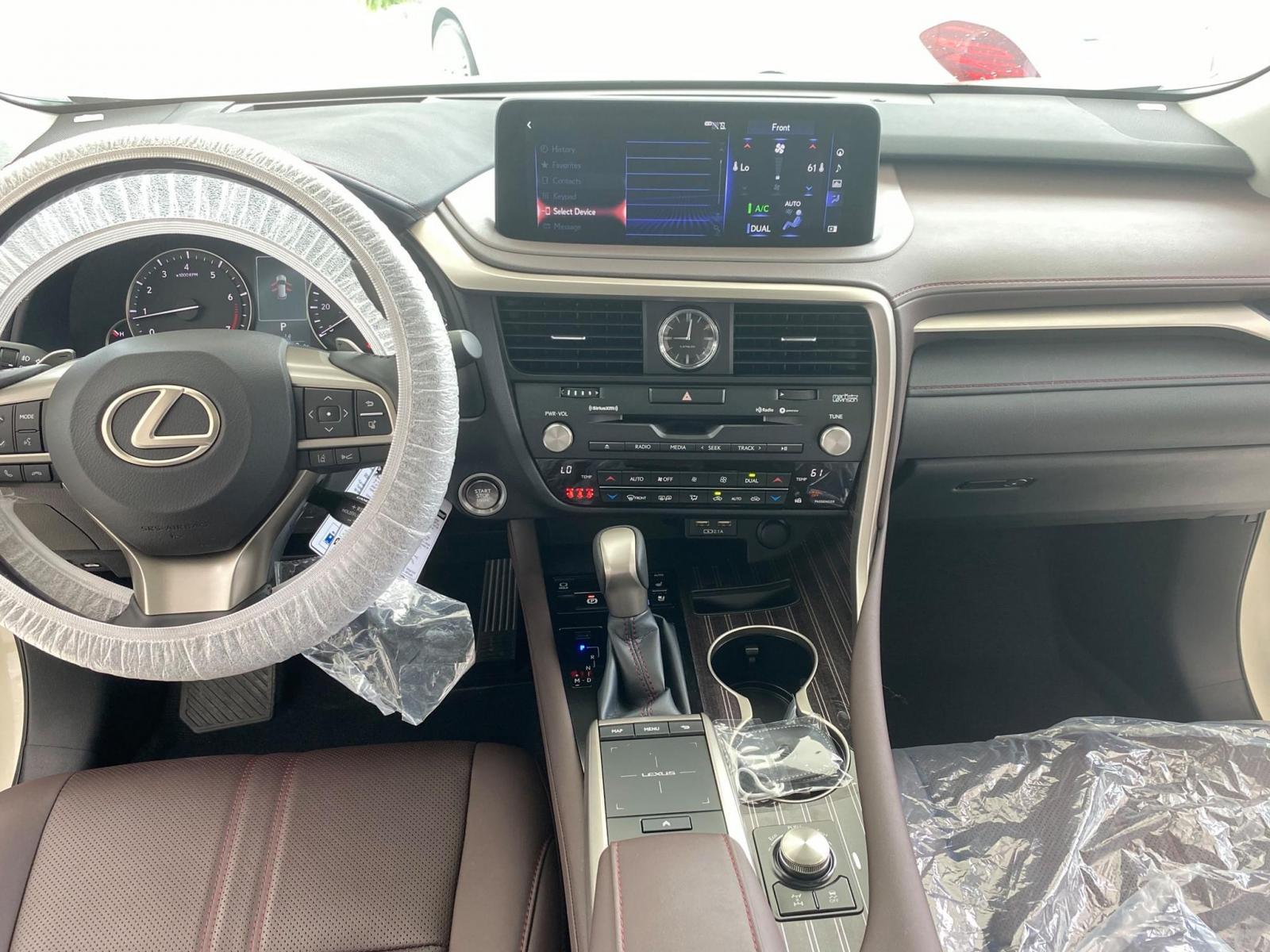 Lexus Rx350 nhập Mỹ, sản xuất 2020 xe giao ngay