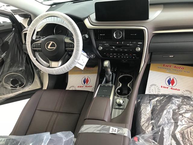 Bán Lexus RX350 5 sản xuất 2020, màu vàng, xe nhập
