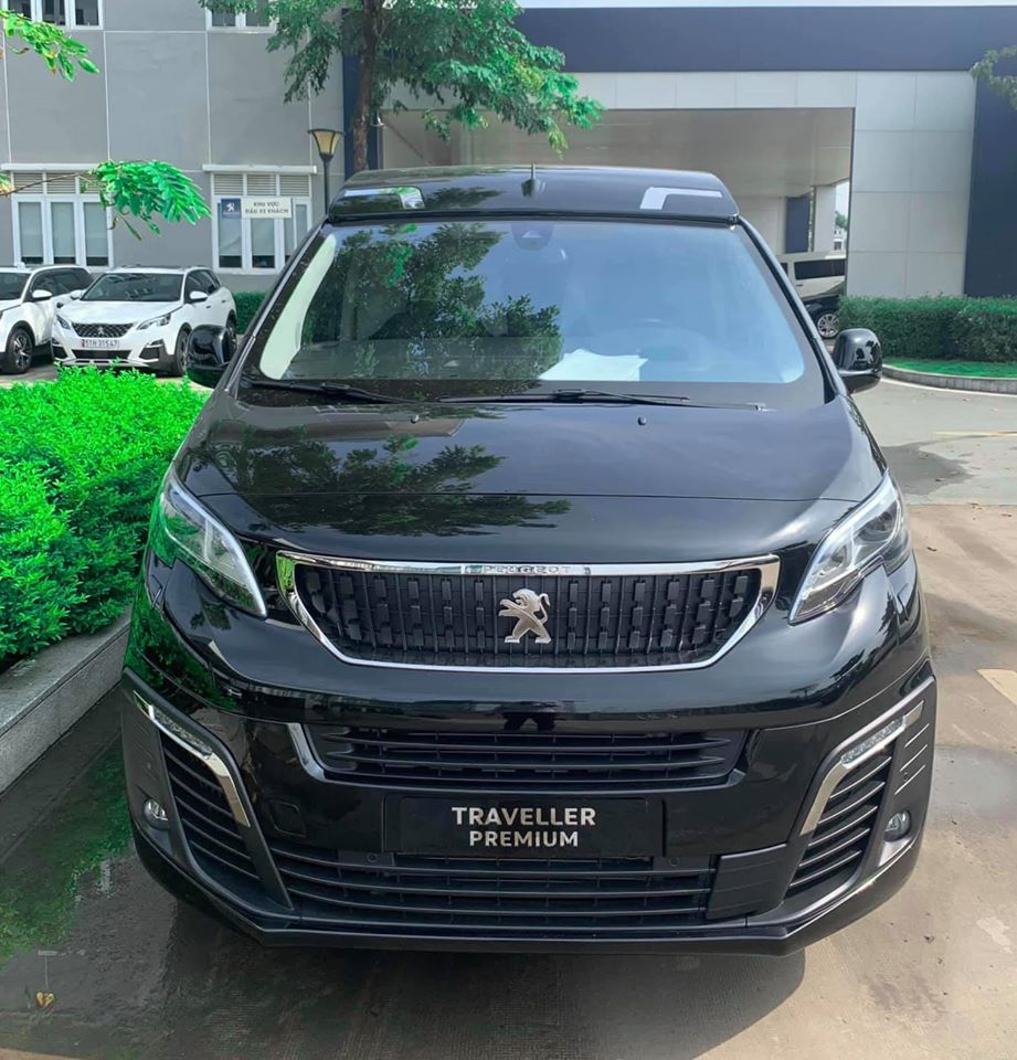 Quốc Duy Auto - Bán xe Peugeot Traveller Premium bản 2020 - trả trước 450 triệu nhận xe