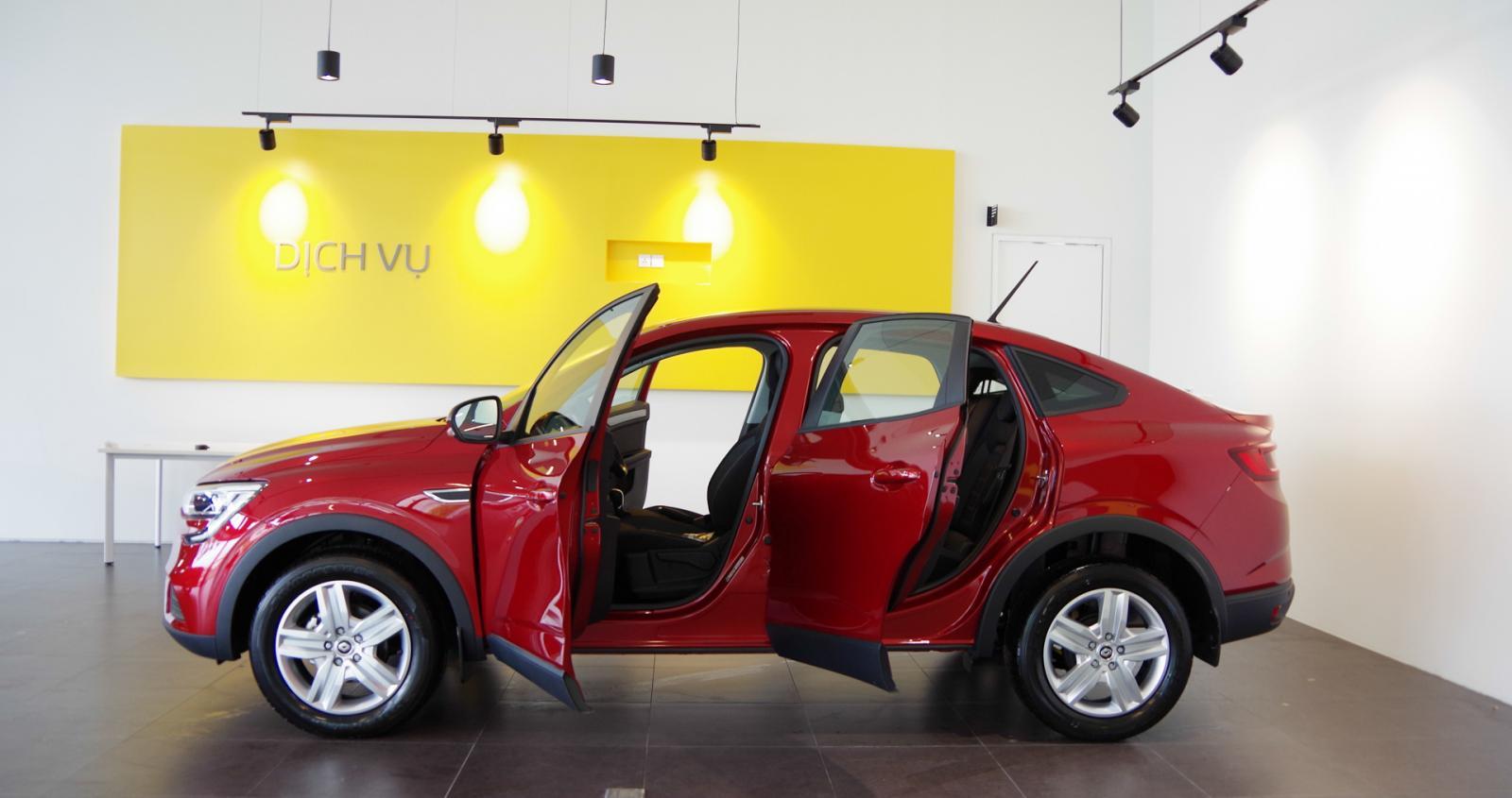 Cần bán Renault Arkana đời 2020, màu đỏ, xe nhập
