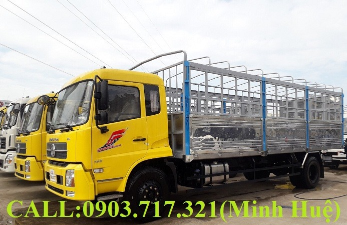Xe tải Dongfeng 9T Dongfeng TUP/ISB18050-MB2