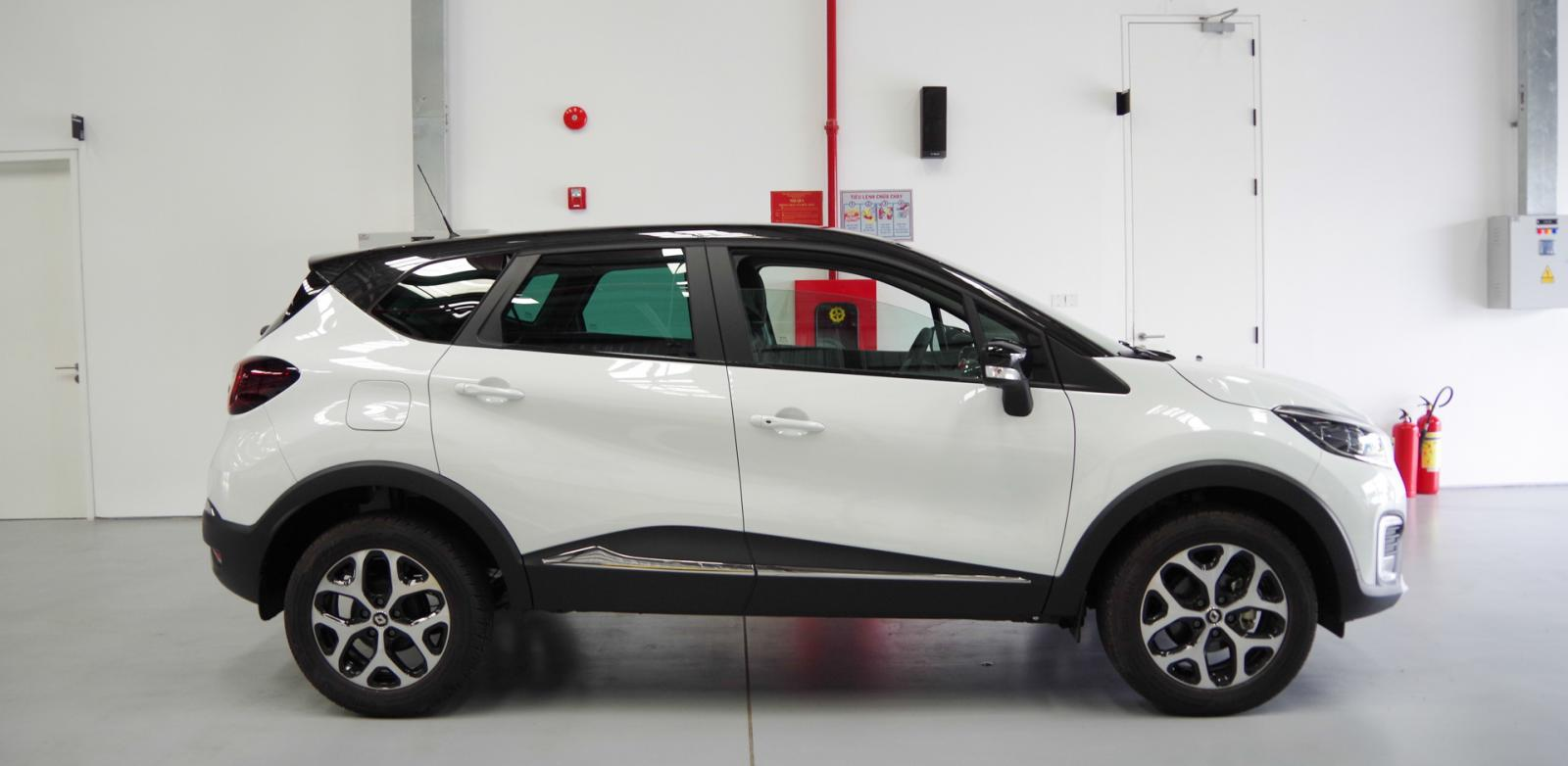 Giá Renault Kaptur, khuyến mãi Renault Kaptur mới nhất 2020