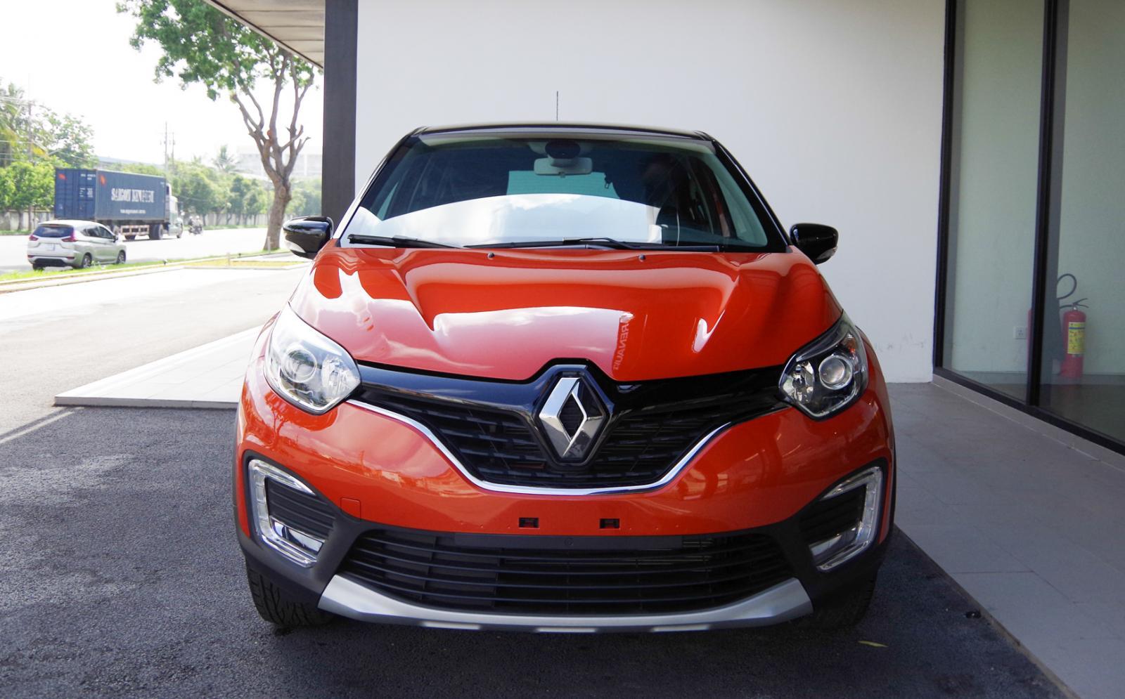 Chỉ 200 triệu rước ngay Renault Kaptur về nhà