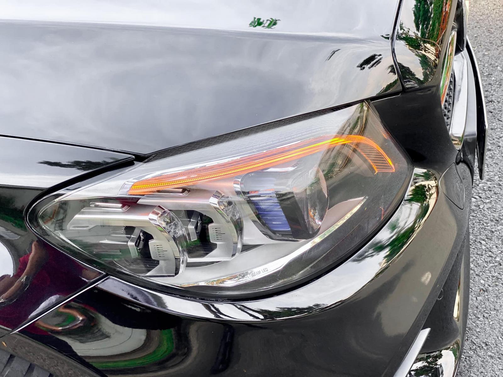 Cần bán gấp Mercedes AMG đời 2019, màu đen
