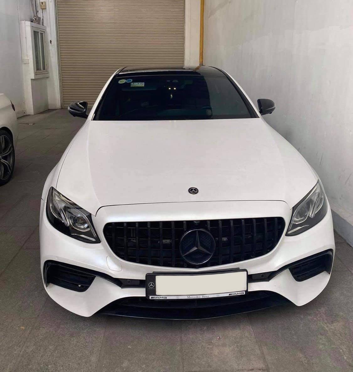 Xe Mercedes Sport đời 2020, màu trắng