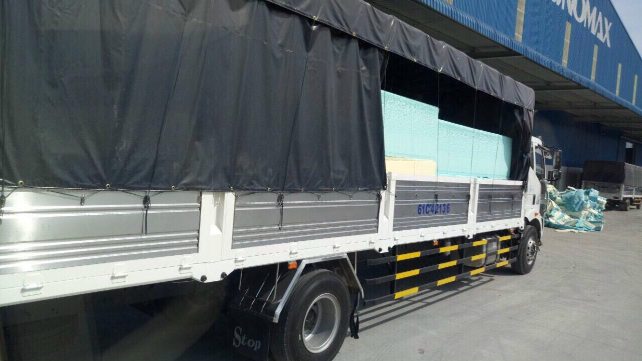 Giá xe Faw 7 tấn thùng 9m7 giá rẻ