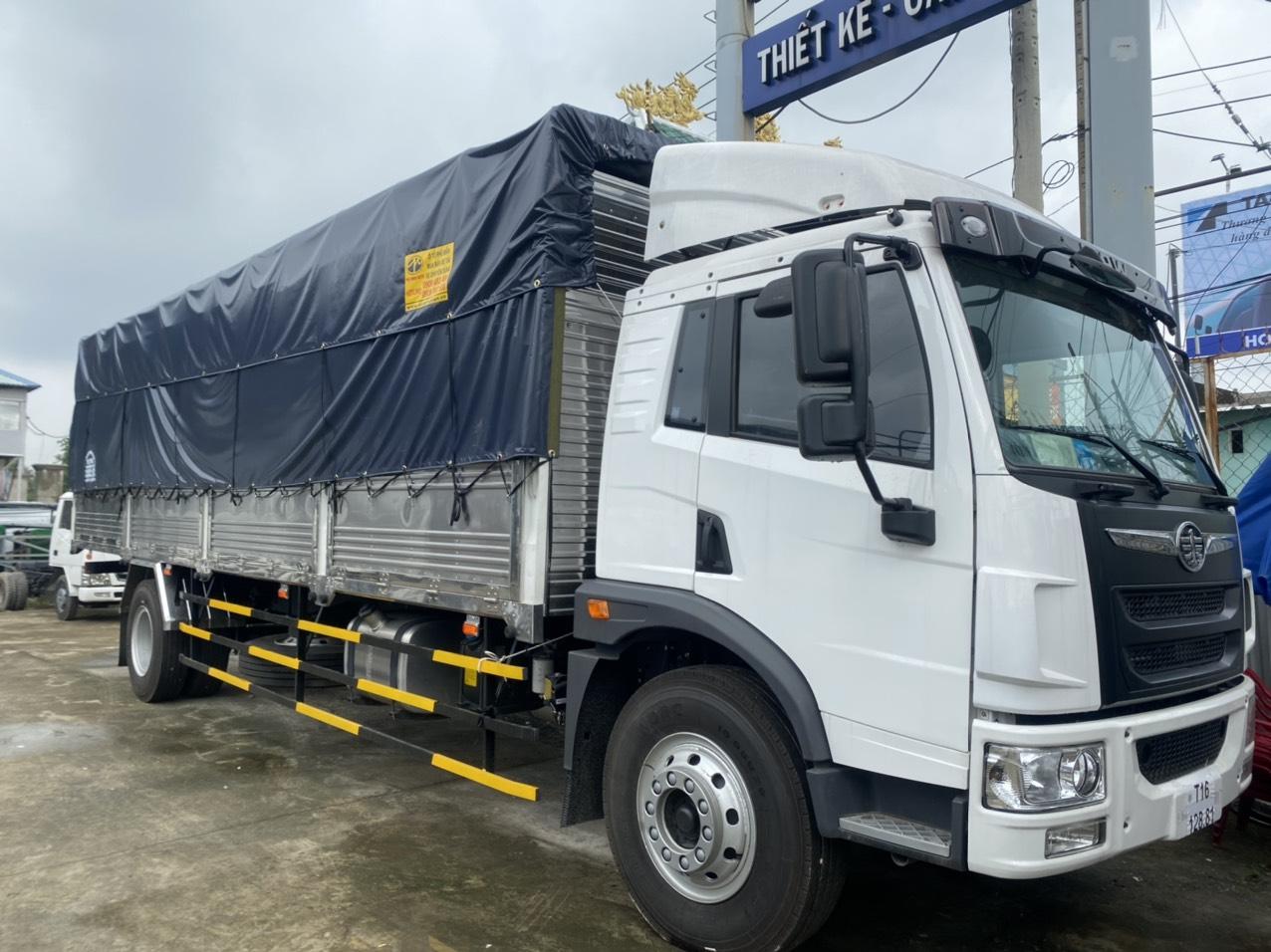 xe tải faw 8t thùng dài giá rẻ giao xe nhanh
