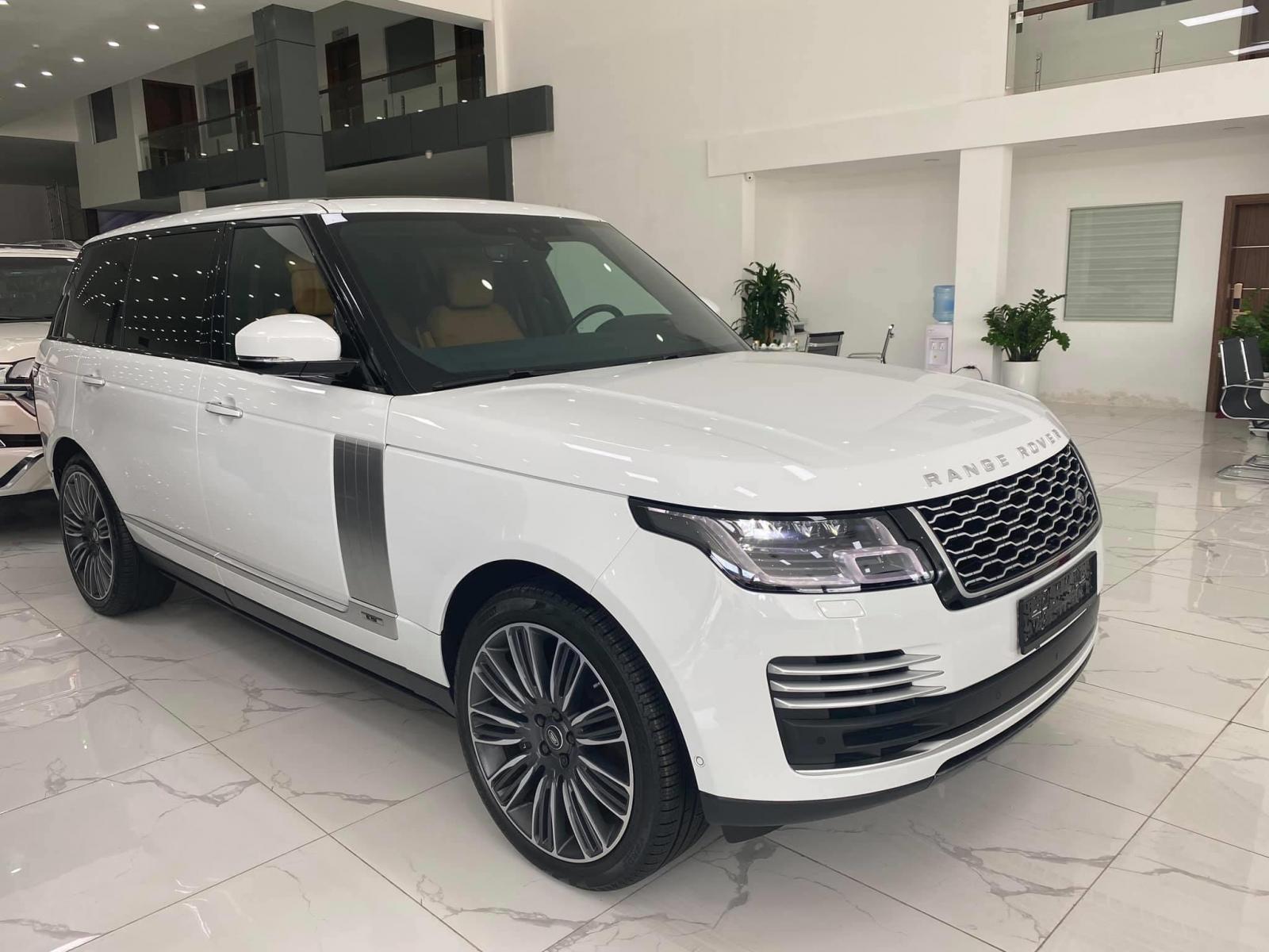 Bán Range Rover Autobiography LWB 3.0, model 2021, giá tốt nhất Việt Nam, xe giao ngay