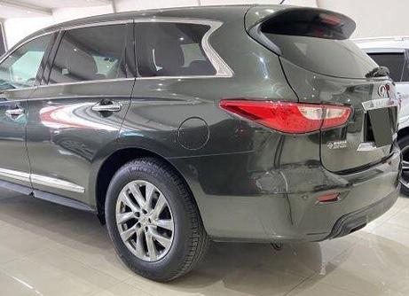 Bán xe Infiniti QX 60 AWD sx 2014, màu xám.