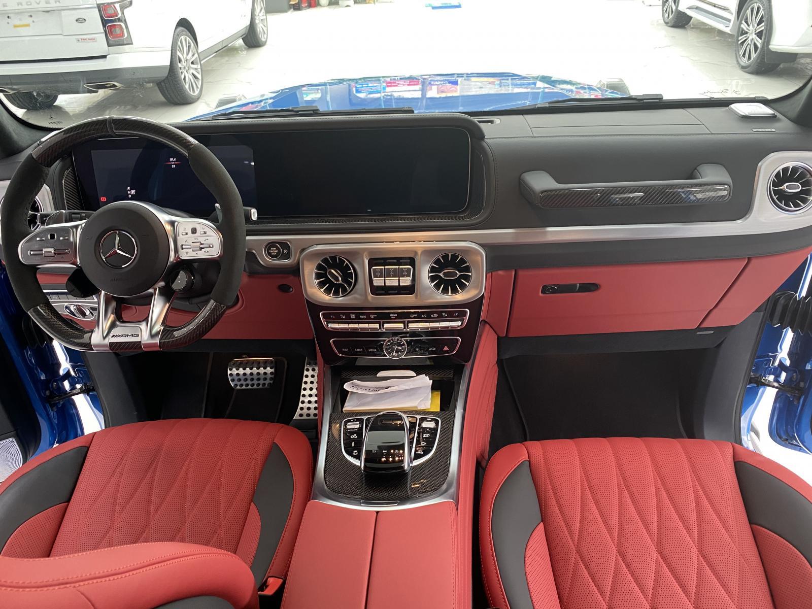 Bán xe Mercedes Benz G63 AMG sản xuất năm 2021, xe giao ngay