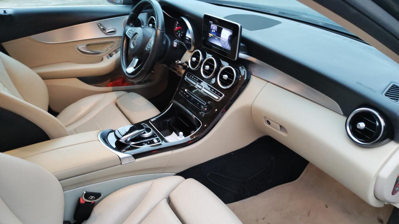Be Your Best -  Mercedes năm 2015, màu đen,  928 triệu