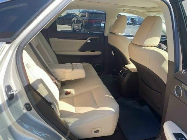 Bán Lexus RX350 nhập Mỹ sản xuất 2021, màu đen, duy nhất 1 xe có sẵn giao ngay