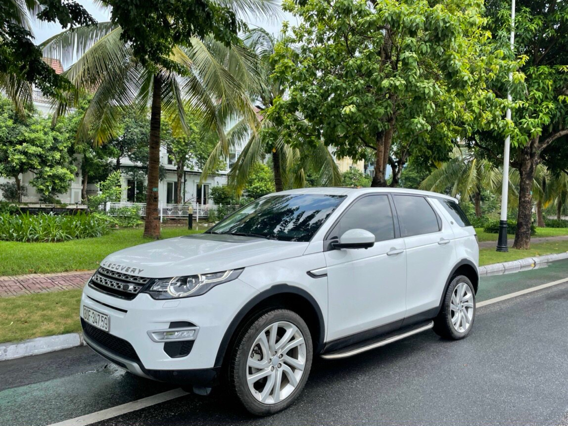 Bán xe Land Rover Sport Discovery bản Luxury 2018