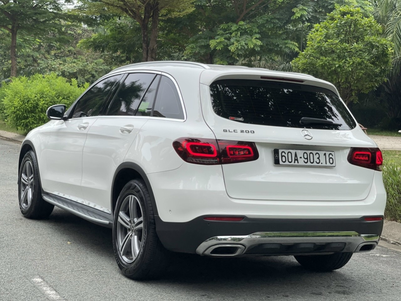 Bán ô tô Mercedes đời 2020, màu trắng