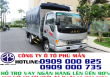 Xe tải Jac 2.4 tấn|jac 2t4 vào thành phố - Giá siêu tốt giá 298 triệu tại Tp.HCM