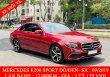 Cần bán lại xe Mercedes Sport sản xuất 2020, màu đỏ giá 2 tỷ 179 tr tại Tp.HCM