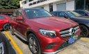 Cần bán lại xe Mercedes GLC300 AMG đời 2019, màu đỏ