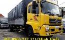 Xe tải Dongfeng 10 tấn, giá xe tải Dongfeng 10 tấn Hoàng Huy nhập khẩu