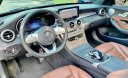 Quốc Duy Auto - Bán xe Mercedes C300 AMG đen/nâu 2019 siêu sang - trả trước 550 triệu nhận xe