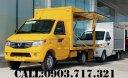 Bán xe tải Kenbo 900Kg thùng cánh dơi. Gía bán xe tải Kenbo 900kg thùng cánh dơi