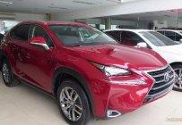 Bán ô tô Lexus NX 200T đời 2015, màu đỏ, nhập khẩu nguyên chiếc giá 2 tỷ 674 tr tại Hà Nội