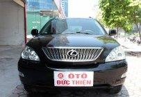 Bán xe Lexus RX 350 đời 2006, màu đen, nhập khẩu chính chủ giá 1 tỷ 150 tr tại Hà Nội