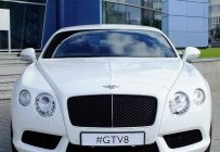 Bán xe Bentley Continental GT 2015, màu trắng giá 15 tỷ 599 tr tại Tp.HCM