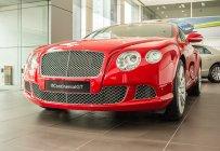 Bán ô tô Bentley GT, màu đỏ, nhập khẩu chính hãng nguyên chiếc giá 11 tỷ 500 tr tại Hà Nội