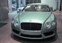 Bán Bentley Continental GT màu xanh mới 100%, nhập khẩu chính hãng giá 11 tỷ 500 tr tại Hà Nội