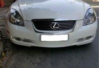 Cần bán lại xe Lexus SC 430 đời 2007, màu trắng, nhập khẩu giá 1 tỷ 150 tr tại Tp.HCM