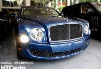 Bán xe Bentley Mulsanne Speed 2016 giá 23 tỷ tại Hà Nội