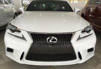 Cần bán Lexus IS250 F Sport đời 2014, màu trắng, nhập khẩu nguyên chiếc giá 2 tỷ 345 tr tại Hà Nội