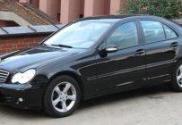 Bán Mercedes 200 đời 2003, màu đen, nhập khẩu chính hãng còn mới giá 265 triệu tại Hà Nội