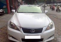 Cần bán Lexus IS 250C đời 2011, màu trắng chính chủ giá 1 tỷ 500 tr tại Hà Nội