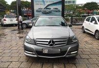 Cần bán gấp Mercedes C200 đời 2012, xe nhập giá 1 tỷ 30 tr tại Tp.HCM