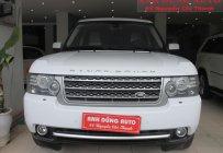 Bán ô tô LandRover Range Rover Supercharged màu trắng, nhập khẩu Anh giá 2 tỷ 560 tr tại Hà Nội