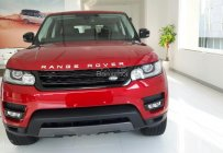 Bán giá xe Range Rover Sport đời 2017 V6 3.0L màu đỏ, giá tốt, gọi 0918842662 giá 4 tỷ 999 tr tại Tp.HCM