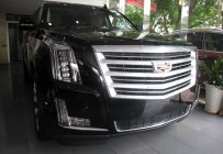 Cần bán Cadillac Escalade ESV Platinum Edition năm 2016, màu đen, nhập khẩu giá 6 tỷ 890 tr tại Hà Nội