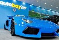 Cần bán Lamborghini Aventado LP700-4 6.5L đời 2015, màu xanh lam, xe nhập Mỹ giá 26 tỷ tại Tp.HCM